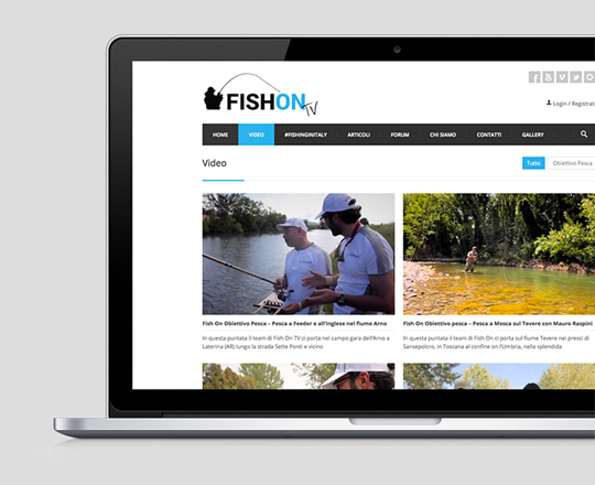 FishOn Tv