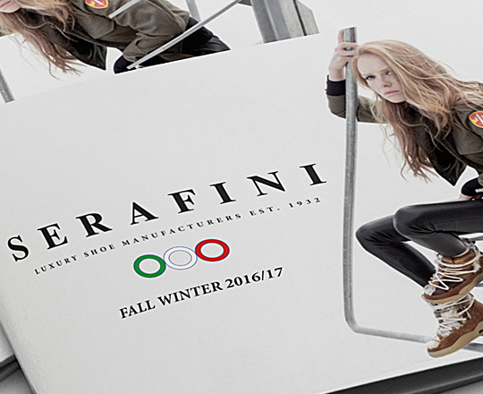 Serafini Fall Winter 2016/17